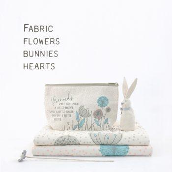 Bunnies, Flowers & Hearts