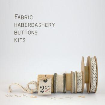 Haberdashery, Buttons & Kits