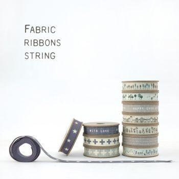 Ribbons & String