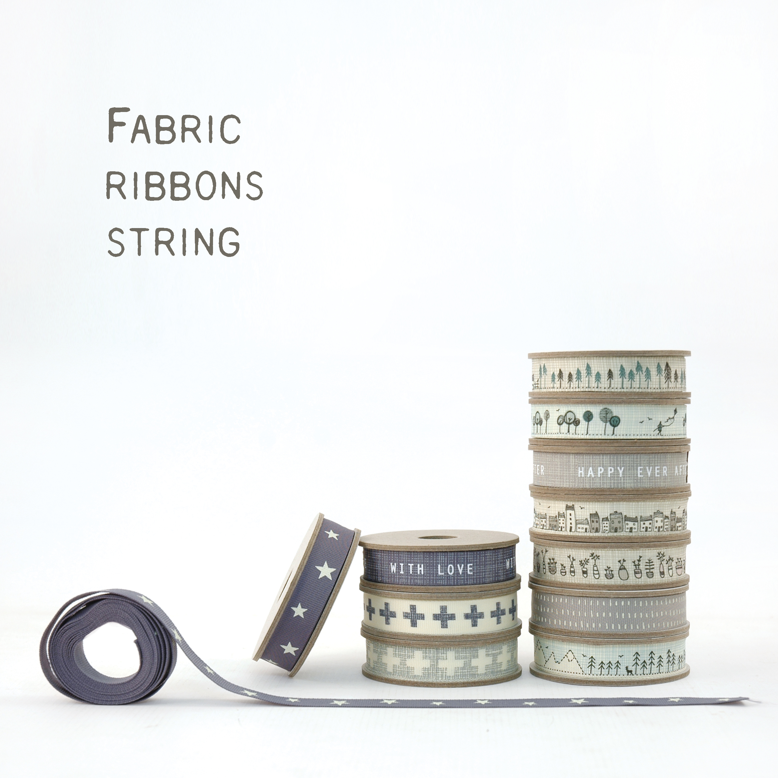 Ribbons & String