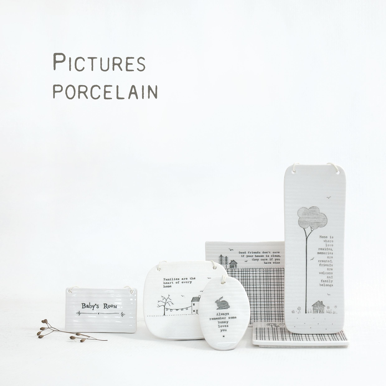 Porcelain pictures