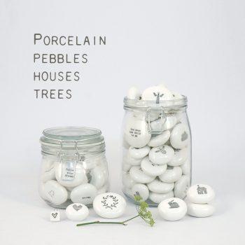 Pebbles, Trees & Houses