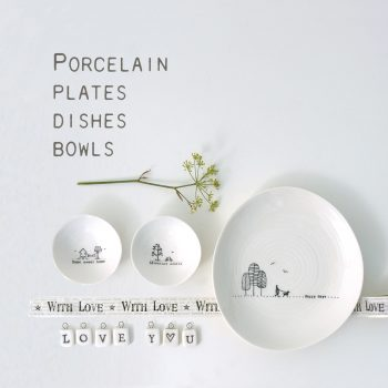 Plates, Dishes & Bowls