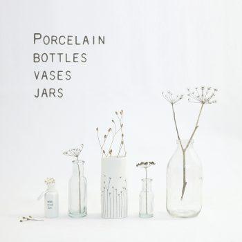 Vases, Jars & Bottles