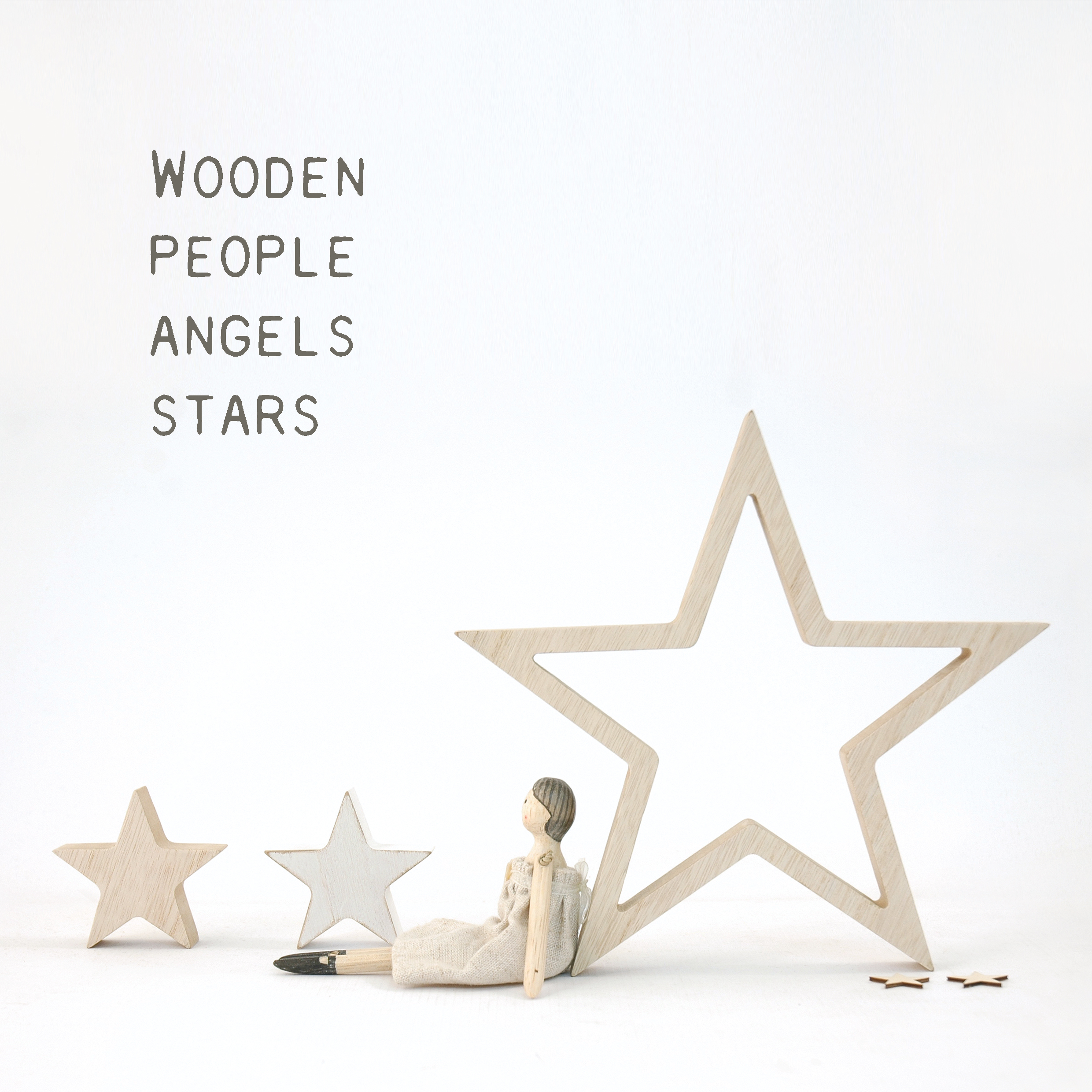 Angels, Stars & People