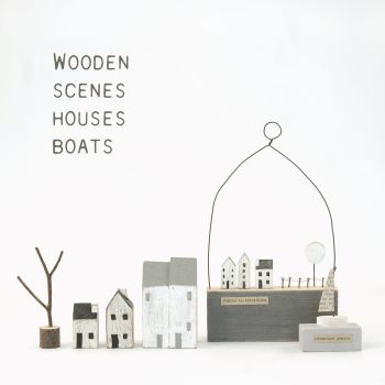 Dioramas, Houses, Boats & Seaside
