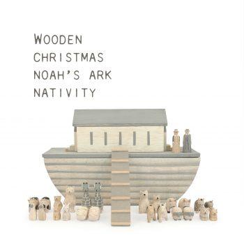Noahs ark, Nativity & Christmas