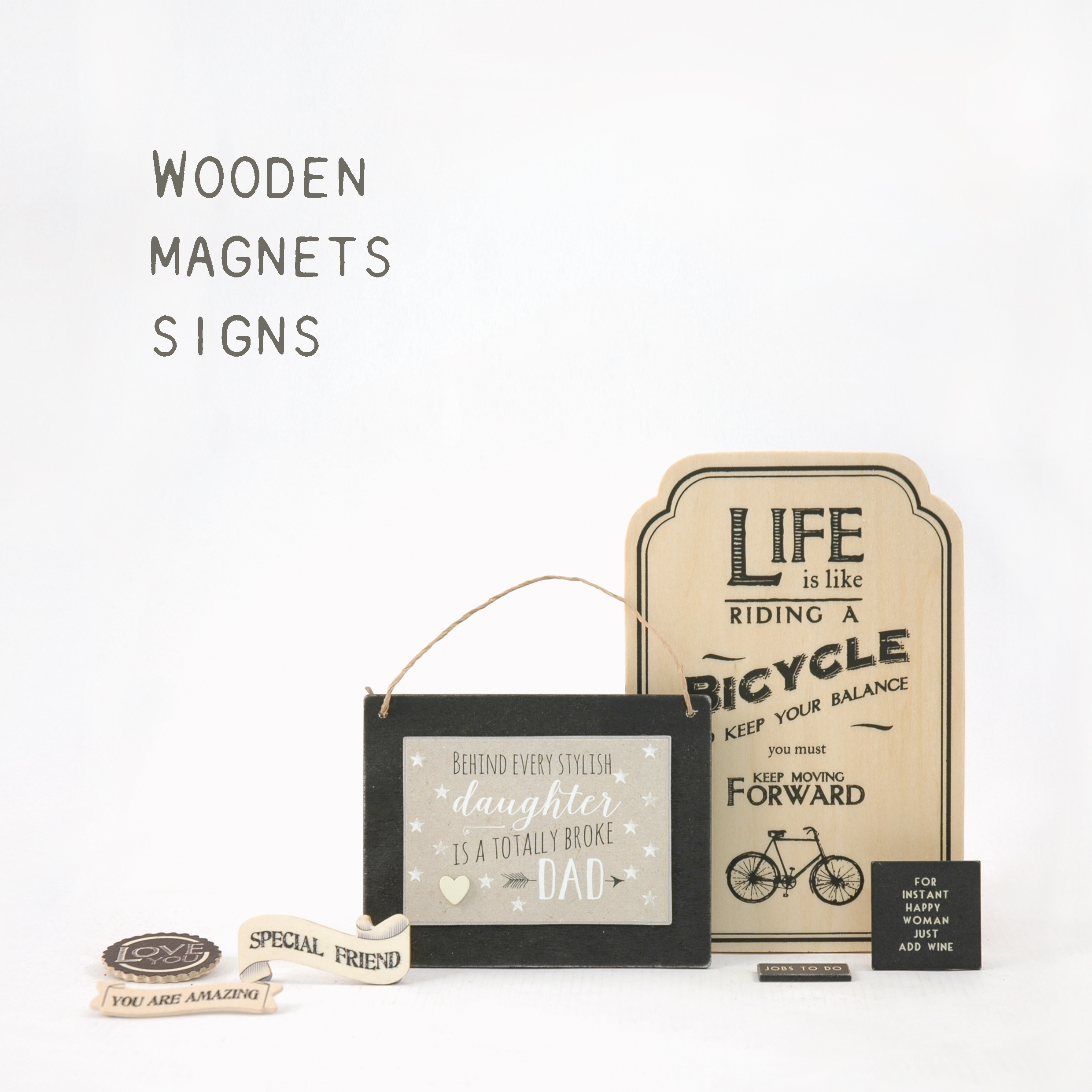 Signs & Magnets